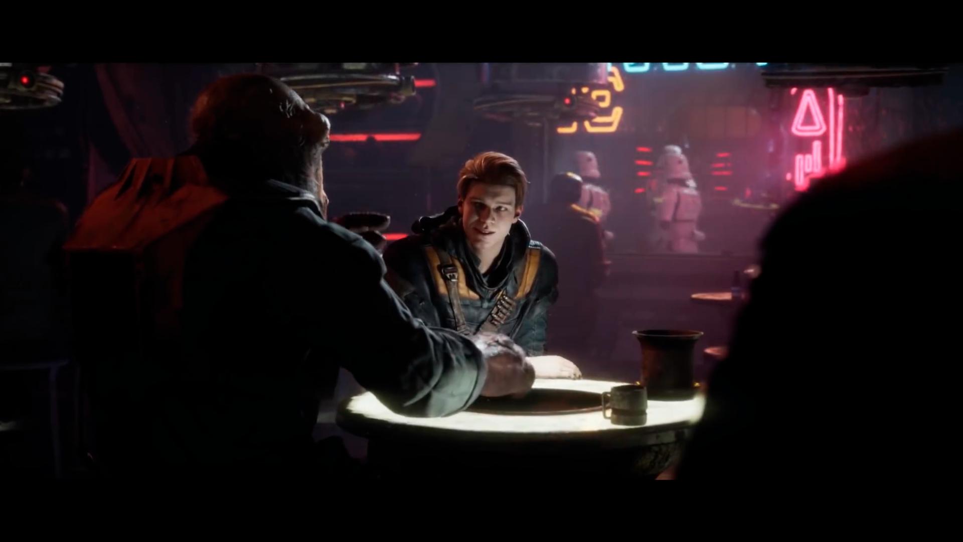 Jedi Fallen Order Reveal Trailer