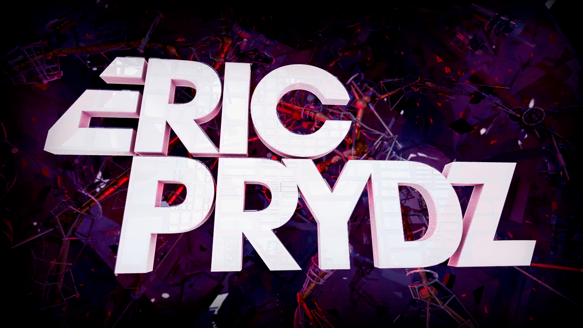 Eric Prydz Concert Intro Animation