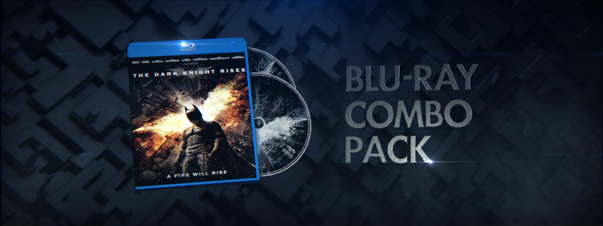 Blu-Ray Combo Promo